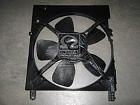 Вентилятор радиатора CHEVROLET AVEO (пр-во Nissens)