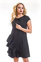 Платье ФИБИ чёрный (44-50)