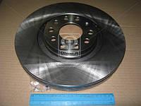 Диск тормозной AUDI A4 1.8-3.2 04-, A6 1.8-4.2 97-05 передн. (пр-во REMSA)