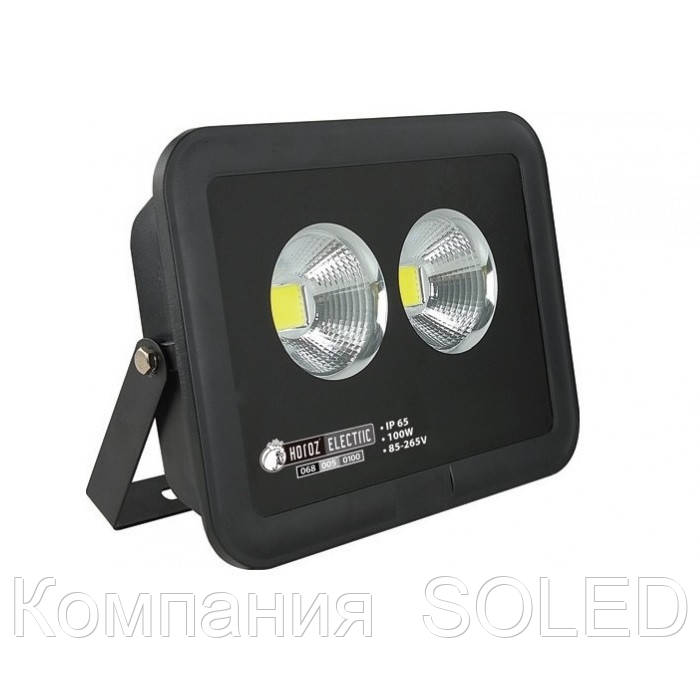 Прожектор светодиодный 100w 4200K 7500Lm COB