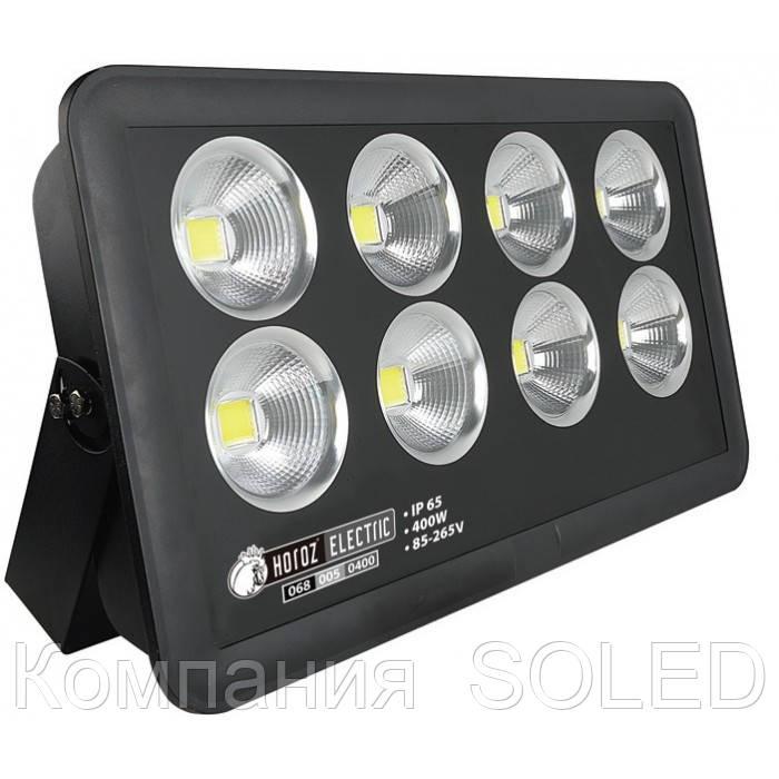 Прожектор светодиодный 400w 4200K 30000Lm COB