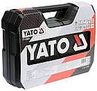 Набір інструментів ключів YATO YT-12681 94 предмета, фото 2