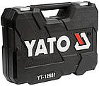 Набор инструментов ключей YATO YT-12681 94 предмета, фото 3