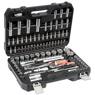 Набір інструментів ключів YATO YT-12681 94 предмета
