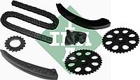 Комплект цепи VAG 1.2 12V AZQ/BME (производство INA), AGHZX