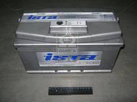 Аккумулятор  100Ah-12v ISTA Standard залитый Евро (352х175х190), R, EN 800 (арт. 5237187), AGHZX