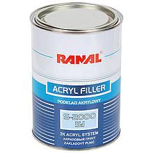 Акриловый заполнительный грунт S-2000 5+1 Ranal
