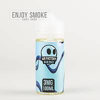 Blue Razz - 3 мг/мл [Air Factory, 100мл]