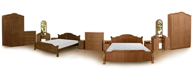 Спальня по историческим меркам изобретена недавно.