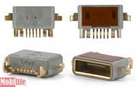 Разъем коннектор зарядки для Sony Ericsson ST15i Xperia Mini, Xperia Neo MT15, Xperia Sola MT27i, Xperia Arc LT15ii, Xperia Arc S LT18, Xperia Arc X12