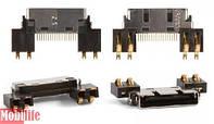 Разъем коннектор зарядки для Samsung A800