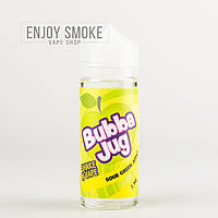 Sour Green Apple - 3 мг/мл [Bubba Jug Eliquid, 120мл]