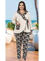 Домашняя одежда Lady Lingerie 128 3XL комплект