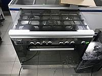 Профессиональная гзовая плита Bartscher на 5 конфорок, фото 1