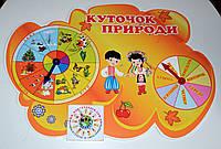 Календарь природы Украинцы 35х50 см
