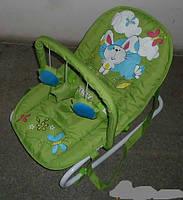 Детский шезлонг-качалка Baby Tilly BT-BB-0001, фото 1