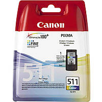 Картридж струйный Canon для Pixma MP230/MP250/MP270 CL-511C Color