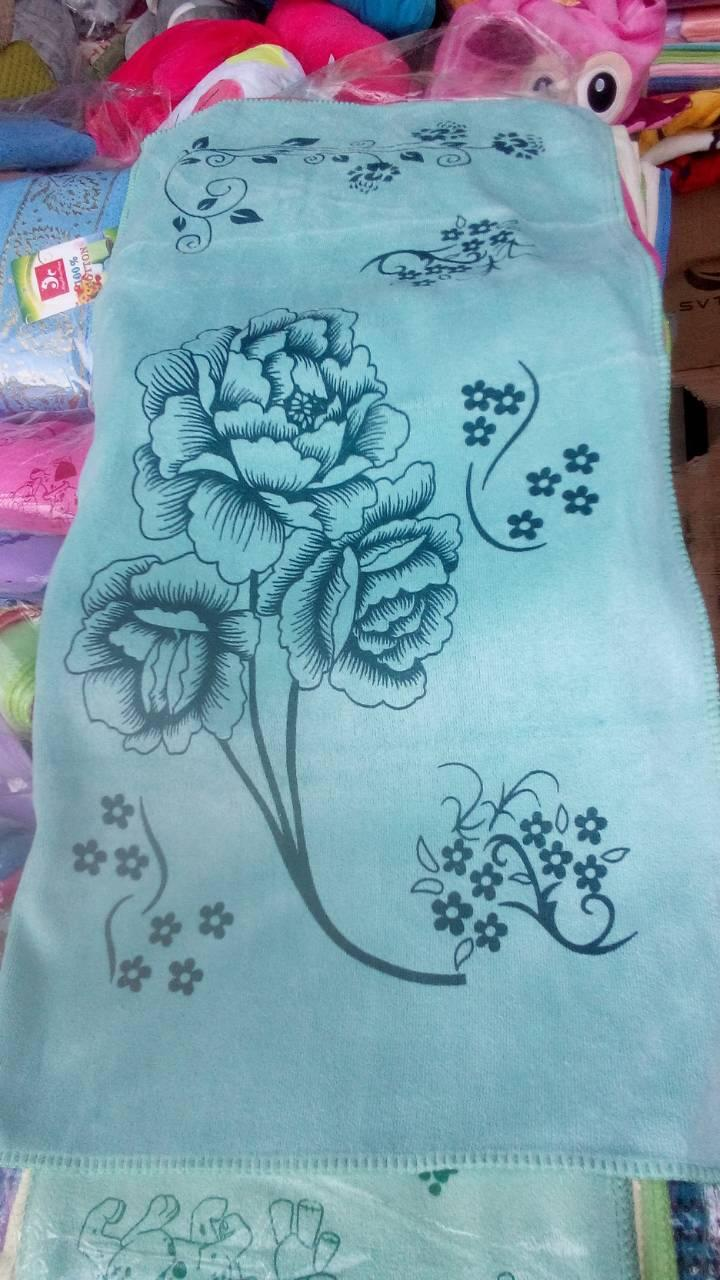 Кухонное полотенце микрофибра 35*70см (упаковка 10шт.)