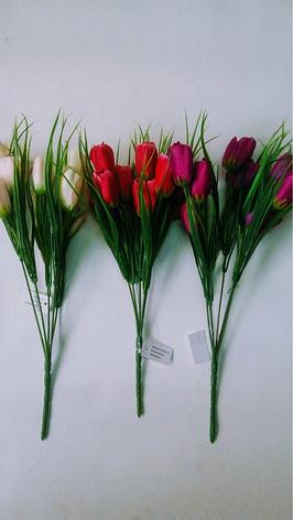 Искусственный букет- крокус.Крокус декоративный., фото 2