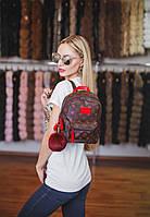 Трендовый рюкзак женский