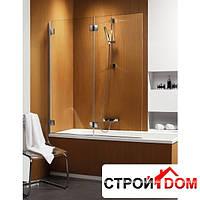 Шторка для ванны Radaway Carena PND 202201-108L левая (хром/коричневое)