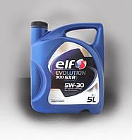 Моторное масло ELF EVOLUTION 900 SXR 5W-30 5L