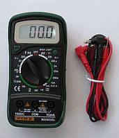 Мультиметр цифровой MAS830L Код:475253389