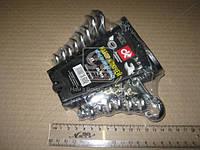 Набор ключей комбинированных 8-19мм, 8 пр., пластик  DK-ST-8b