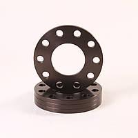 Алюминиевые колесные проставки  5х120,  Dia = 72.5, 10мм. (BMW)