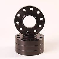 Алюминиевые колесные проставки  5х120,  Dia = 72.6, 25мм. (BMW)