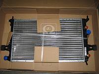 Радиатор охлаждения OPEL ASTRA G (98-) 2.0 TD (производство Nissens) (арт. 63003A), AGHZX