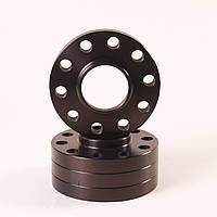 Алюминиевые колесные проставки  5х120,  Dia = 72.6, 20мм. (BMW)