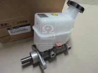 Цилиндр тормозной главный Hyundai Ix35/tucson/Kia Sportage 04- (производство Mobis) (арт. 585101F510), AGHZX