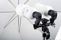 Как выбрать студийную лампу постоянного света?