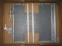 Конденсатор кондиционера OPEL ASTRA H (04-) 1.7/1.9 CDTi (производство Nissens) (арт. 94768), AGHZX