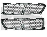 Решетка в бампер левая+правая комплектная 2 шт. HYUNDAI H1 97-05
