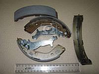 Колодка тормозная барабанная HYUNDAI GETZ 1.1, 1.4, 1.6, 1.5CRDI (производство Remsa) (арт. 4193.00), ADHZX