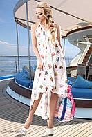 Платье - пляж 1476 Код:561673604