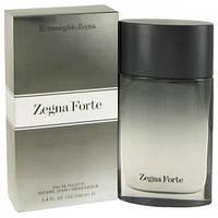 Мужская туалетная вода Ermenegildo Zegna Zegne Forte 100 ml
