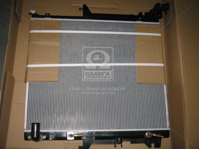 Радиатор охлаждения MITSUBISHI L 200 (06-) 2.5 D(производство Nissens) (арт. 62896), AHHZX