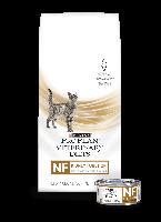 [ Pro Plan Veterinary Diets NF 195 г ] Консерва для котів з патологією нирок