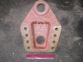 Кронштейн рамы поворотной тележки передний (производство МАЗ) (арт. 509-2912444-10), AGHZX