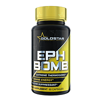 Gold Star EPH Bomb 60 caps (DMAA)