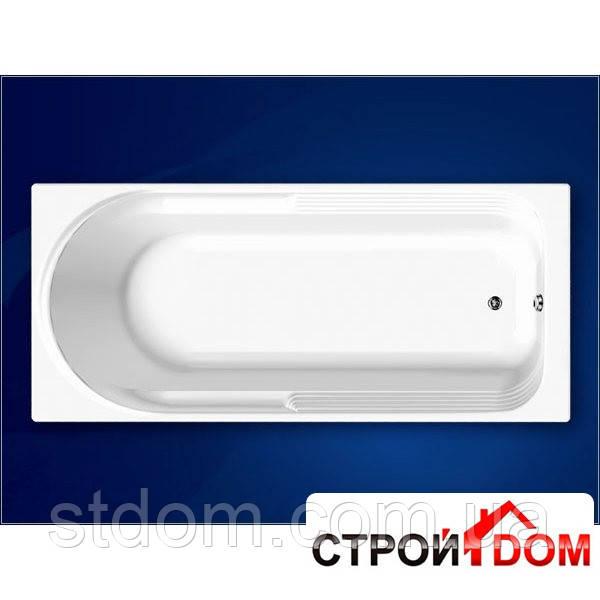 Прямоугольная акриловая ванна Vagnerplast Hera VPBA180HER2X-01/NO