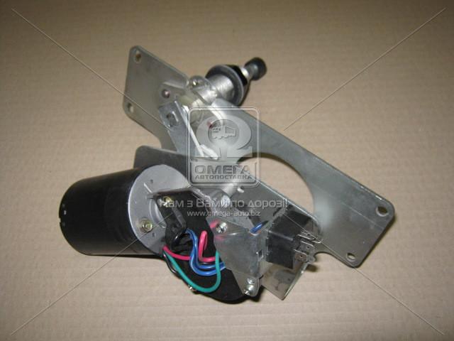 Моторедуктор стеклоочистителя универсальной кабины (производство Китай) (арт. 192.090.010), AGHZX