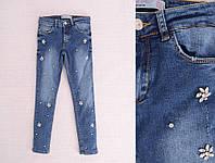 Модные джинсы для девочки на возраст 6, 8лет Турция;Breeze Girls