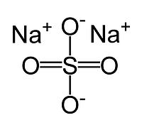 Натрия сульфат (натрий сернокислый) (2)