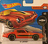Машинка Хот Вилс Hot Wheels