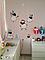 """Новорічні наклейки на стіну """"Новорічні баранці"""", фото 4"""
