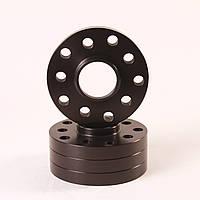 Алюминиевые колесные проставки  5х120,  Dia = 65.1, 20мм. (Volkswagen)